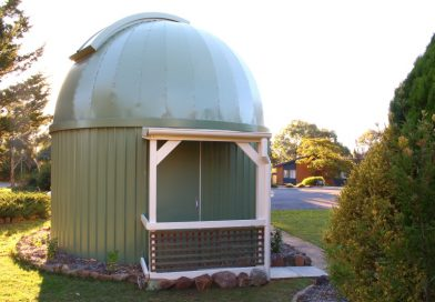 Building a space observatory