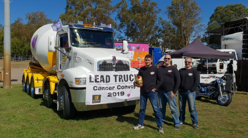 Rise Above – Convoy For Cancer